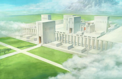 Temppeli, jonka Hesekiel näki näyssä