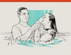 Một người nữ báp-têm