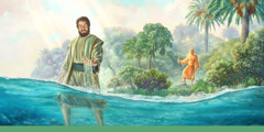 Mungelo waambila Ezekieli kuti ainde mumaanzi