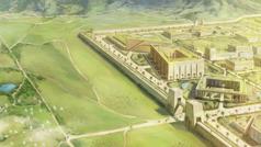 Az Ezékiel látomásában szereplő város
