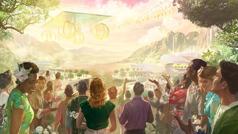 Tất cả các tạo vật trên trời và dưới đất sẽ hoàn toàn hợp nhất trong sự thờ phượng