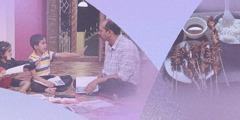 סקירה ויזואלית מתוכנית הבוקר של יום שישי בכינוס האזורי של עדי־יהוה לשנת 2017.