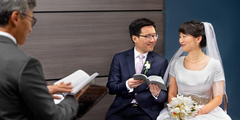 A Wedding Talk