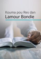Kouma pou Res dan Lamour Bondie