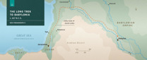 The Long Trek to Babylonia
