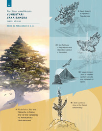 8A Parofisai vakaMesaia—Vunisitari Vakaitamera