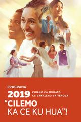 Programa ya Ciuano ca Muhato ca Vakaleho va Yehova ca 2019