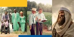 Collage: 1.Ekikumula ky'Abimiri ba Yehova banemughenda ibanemuseka omo mubiri w'eritulira. Omughuma syawite obutoki kandi banemumukuna omo kinga ky'ebirema. 2.Omwimiri wa Yehova mughuma akakanaya n'omulume mu Amishi oko Biblia. 3.Nehemia.