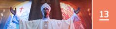 13.lekcia: Duchovný má kázeň vkatedrále