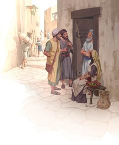 Kresťania vprvom storočí zvestujú zdomu do domu