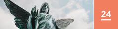 Lección 24. Estatua de un ángel.