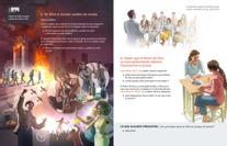 Imagen de las páginas 134 y 135 del libro.