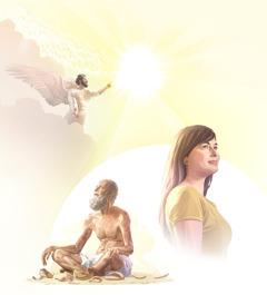 Satan pred Jehovom spochybňuje vernosť Jóba, ktorý má telo pokryté bolestivými vredmi, atiež vernosť sestry, ktorá slúži Jehovovi vsúčasnosti