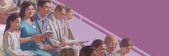 Una familia en una asamblea regional de los testigos de Jehová.