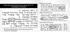 Guds navn i Bibelens grunntekst