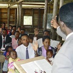 Miting sang kongregasyon