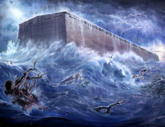 The flood of Noah's day
