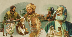 Eight Bible writers who wrote about Jesus