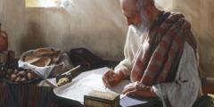Manunulat ng Bibliya