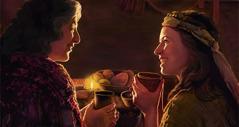 Հռութը և Նոեմին