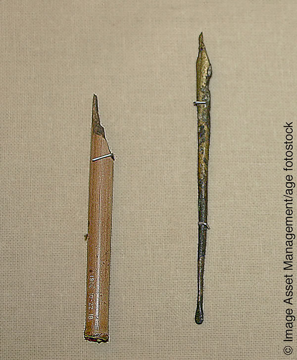 What kinds of pen and ink were used in Bible times? & Tentmaking and a Scribeu0027s Pen in Bible Times | Did You Know?