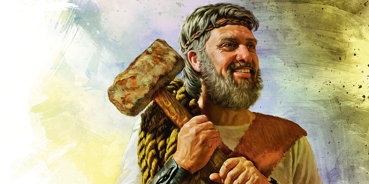 Noah Walked With God | Imitate Their Faith