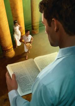 [ਸਫ਼ਾ 30 ਉੱਤੇ ਤਸਵੀਰ]