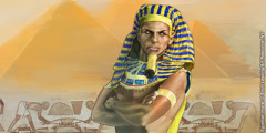 Pharaoh Egypt