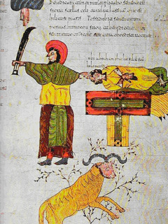 A page of the León Bible