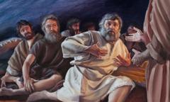 Pāvils citu priekšā izteica Pēterim aizrādījumu
