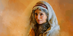 Maria, de moeder van Jezus