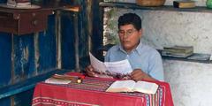 Shuj testigo de Jehovami paipa runa shimipi Villajun revistata yachajujun