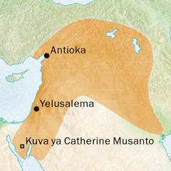 Kalata ka bifuko bya Antioka ne Yelusalema mwadi mwisambwa kine Shideae