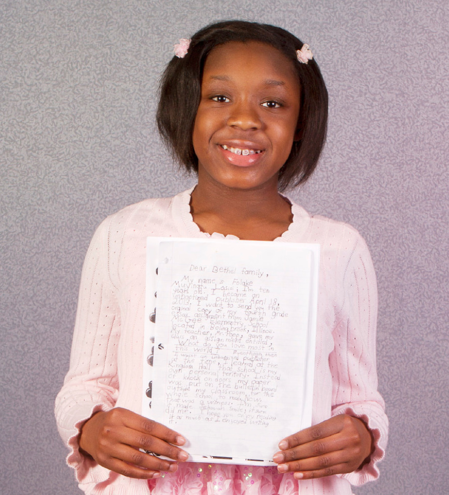 god s kingdom bible study reveals what it means for you recently a ten year old girl d folake was assigned to write an essay for school on the subject what i love most in this world