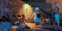 Jožef v zaporu