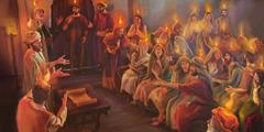 Impwemu nyeranda isukwa ku ntumwa za Kristu n'abigishwa biwe kuri Pentekoti yo mu 33 Inyuma ya Kristu