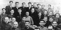 Μάρτυρες του Ιεχωβά σε στρατόπεδο καταναγκαστικής εργασίας στη Μορδοβία της Ρωσίας τηρούν την Ανάμνηση το 1957