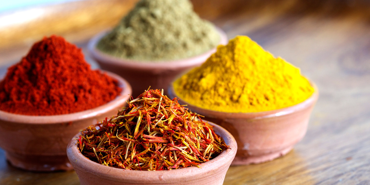 Spices—A Gift Fit for a King in Bible Times