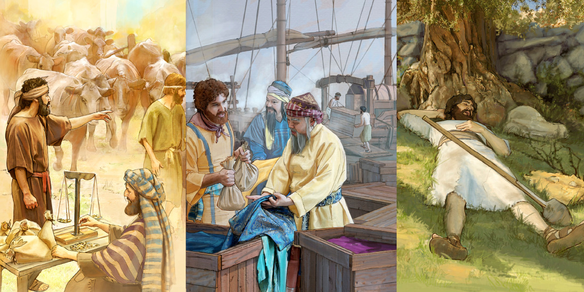 Jesus' Parable of the Talents | Study