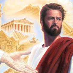 撒但用世上的萬國來引誘耶穌,但被拒絶了