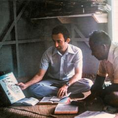 Џефри Џексон води библијски курс користећи литературу преведену на тувалу