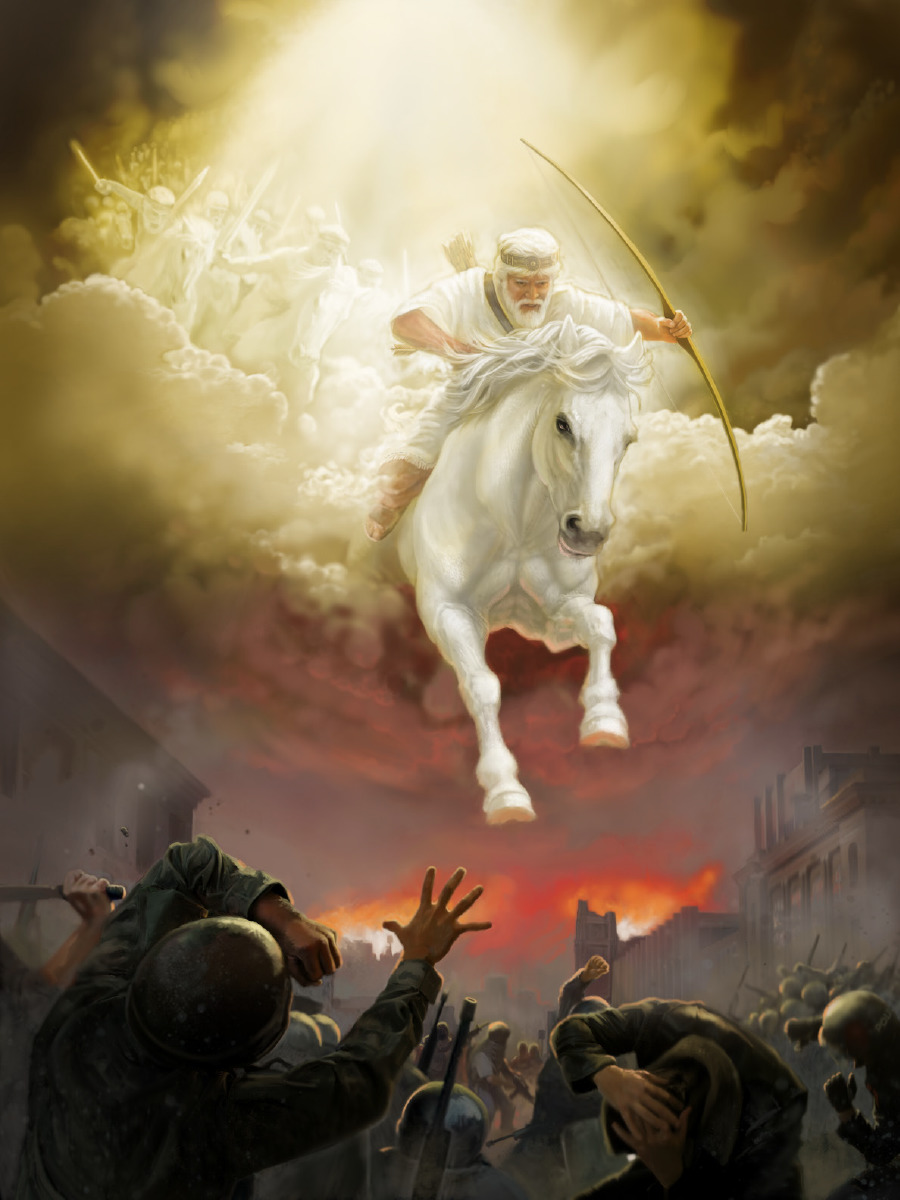 Image result for Jehovah's day of vengeance
