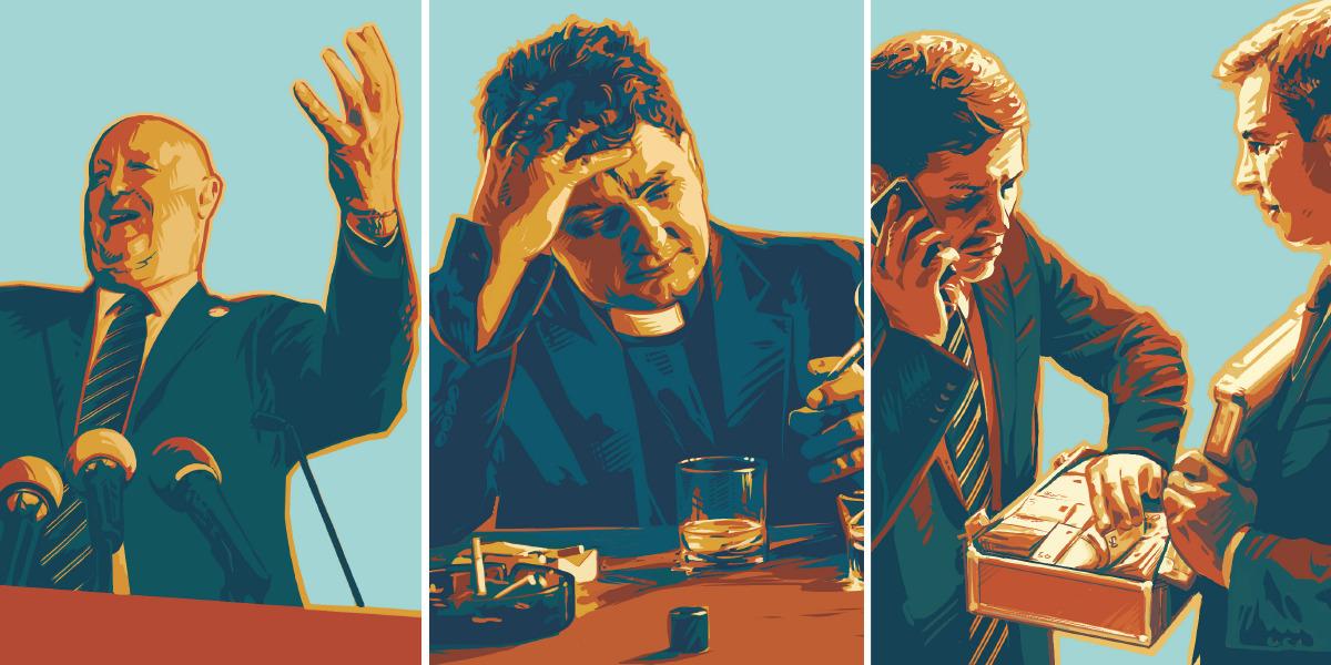 Det rader dubbelmoral om religioner