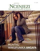 Revista ya Ncenjezi, N.° 3 2016 | Munthu Wakufunika Angafa