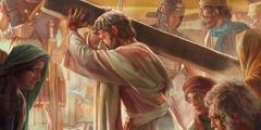 Jésus ayô keke ti pasi ti lo