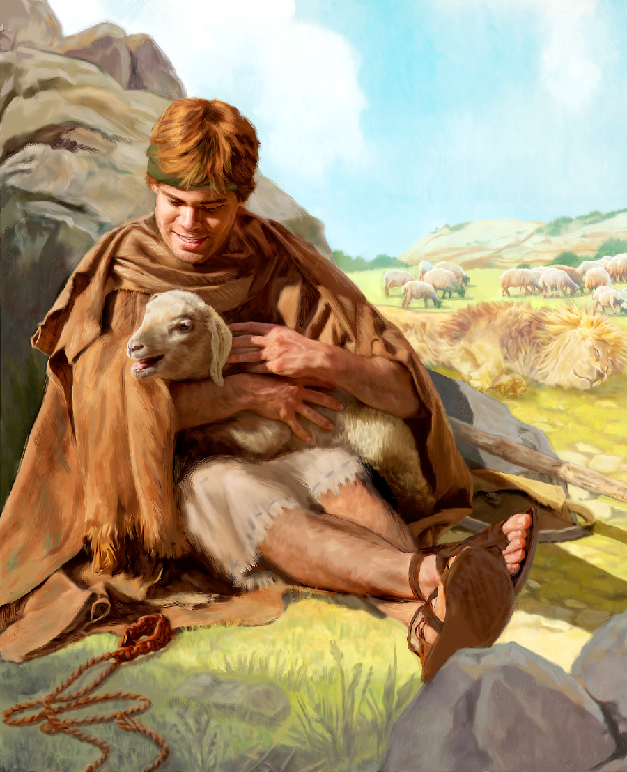 David and Goliath—The Battle Belongs to God