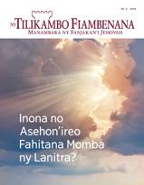 Tilikambo Fiambenana, No.6 2016 | Inona no Asehon'ireo Fahitana Momba ny Lanitra?