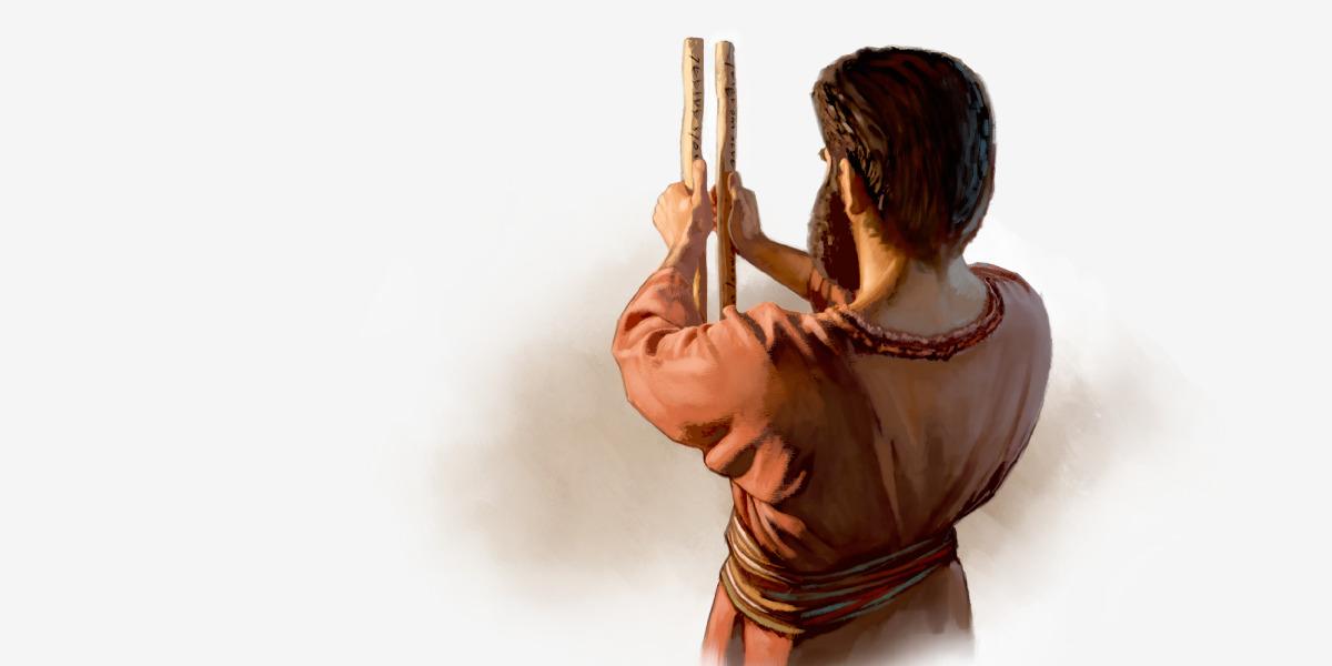 Ezekiel 37: Meaning of the Sticks for Judah and Ephraim | Study