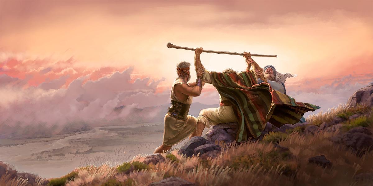 bible activity aaron rod