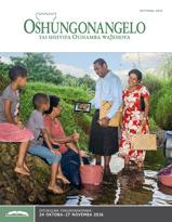 Oshungonangelo yokukonakonwa, Septemba 2016